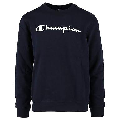 Champion Sudadera Comfortfit Azul Talla: L (Large)