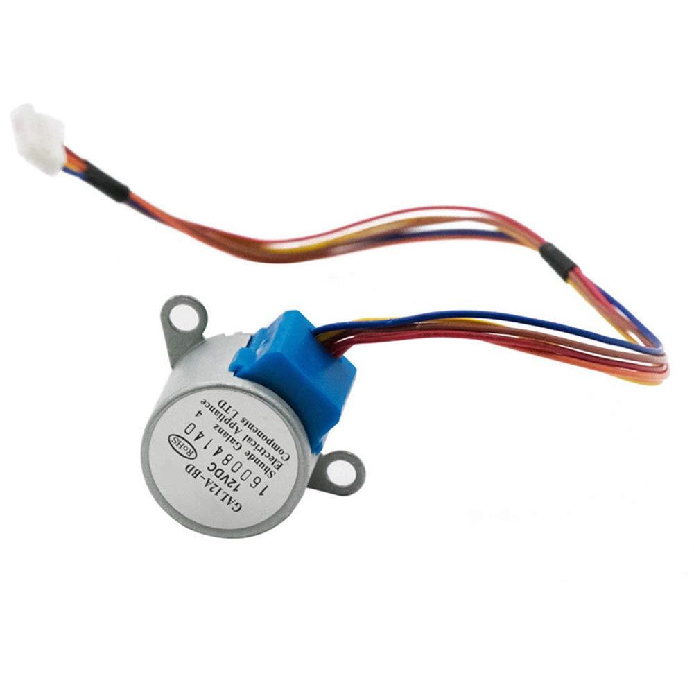 Majome Motor fueraborda GAL12A-BD de 12 V para Motores de Placas de Control Galanz Air Conditioner Pliego de Condiciones: Tipo: Aire Acondicionado Motor Modelo: GAL12A-BD Espesor del Motor