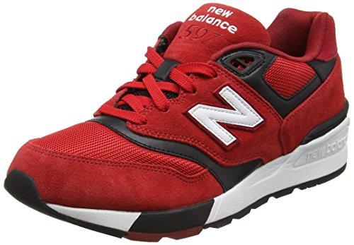rouge rouge rouge Multicolore Mens quilibre De De De Gris Sport Noir 597 Nouvel Chaussures Pq8xHF8Z