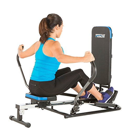 ProGear 750 Rower with Additional Multi Exercise Workout Capability, Black by ProGear (Image #10)