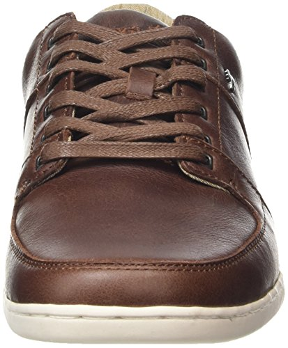 Boxfresh Spencer ICN Lea Chnt/TPE, Men's Trainers Brown (Brown)