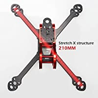 ARRIS X210S 210MM 5 RC Quadcopter FPV Racing Drone Unassembled Frame Kit