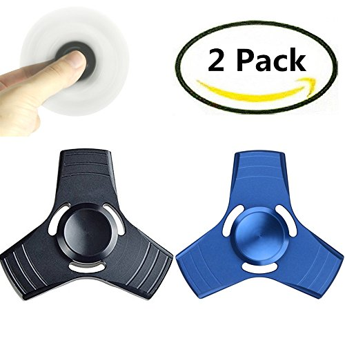 fidget-spinner-smozer-2-pack-hand-spinner-toy-high-speed-stainless-steel-bearing-adhd-focus-anxiety-