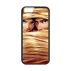 Tangled iPhone 6 4.7 Inch Cell Phone Case Black Phone cover SE8598495