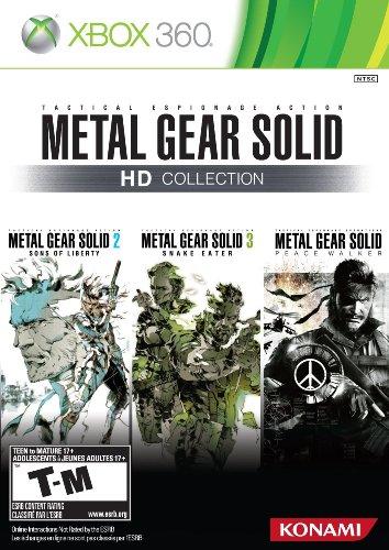 METAL GEAR SOLID HD COLLECTION XBOX EN PEGI EU - Metal Gear Solid Hd Xbox