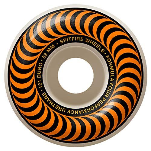 追い付く拳いろいろスピットファイア (SPITFIRE) F4 101 CLASSICS 53mm スケートボード ウィール スケボー