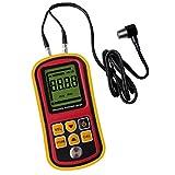 Ultrasonic Thickness Meter Velocity 1.2 to 225mm