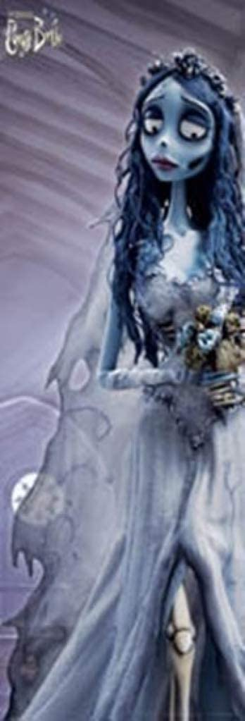 Pyramid America Corpse Bride Animated Musical Dark Comedy Film Movie Tim Burton Cool Wall Decor Art Print Poster 12x36