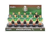 Mexico National Soccer Team Figures for Minigols - No Era Penal