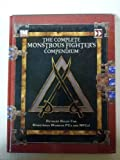 img - for The Monstrous Fighter's Compendium (d20 sytem; FAF2502) book / textbook / text book