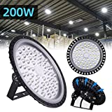 200W UFO LED High Bay Light lamp Factory