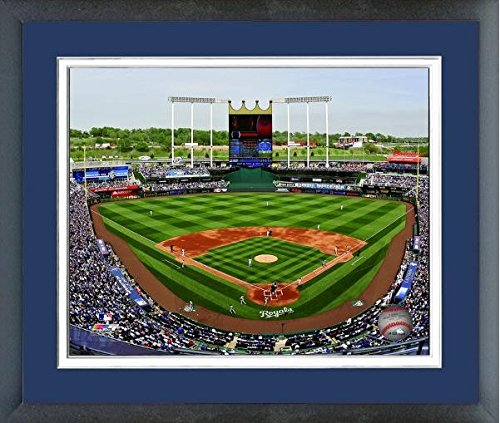 Kansas City Royals Kauffman Stadium MLB Stadium Photo (Size: 13