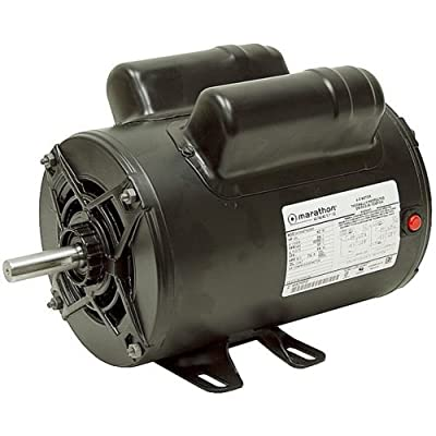 Kosmo Supply 2 HP 115/230 VOLT AC 3450 RPM MARATHON AIR COMPRESSOR MOTOR 10-2619
