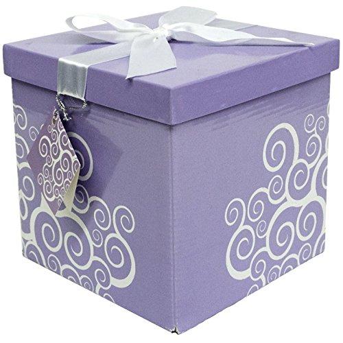Endless Art US Calypso EZ Gift Box. Easy - Elegant Purple Box Shopping Results