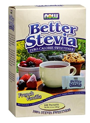 Foods French Vanilla Stevia Pack