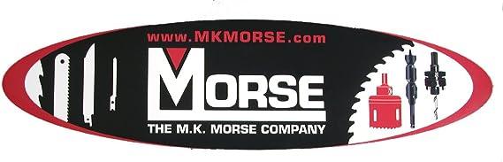 Morse 4550G 1//2 X 1//2 4FL SE C//C HSS TIN Made 96124
