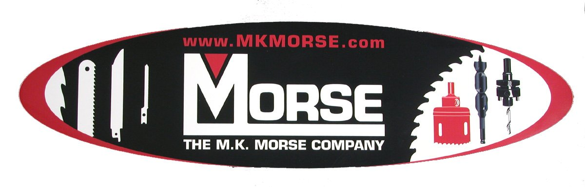 MK Morse HHB1218T100 12'' Bi-Metal Hack Saw Blade 18TPI - 100 Pack by Mk Morse