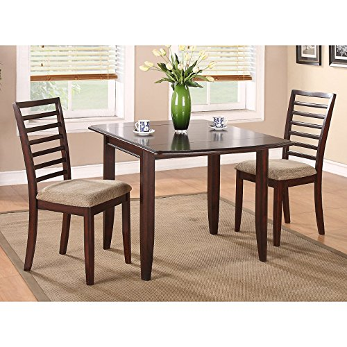 Winners Only Brownstone Dining Table with 2-10 in. Drop Leaves