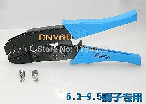 Ochoos Tab 6.3mm,7.8 mm 9.5mm Width Terminals Crimping Tool Plier Crimper LX03B by Ochoos