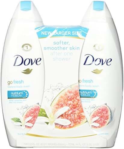 Dove Go Fresh Body Wash, Restore, 44 Ounce