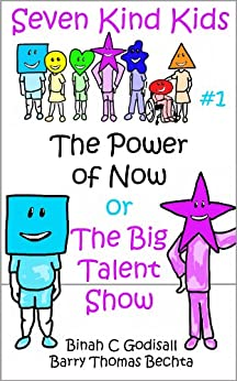 amazon   the power of now or the big talent show seven