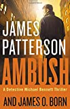 Book cover from Ambush (Michael Bennett) by James Patterson