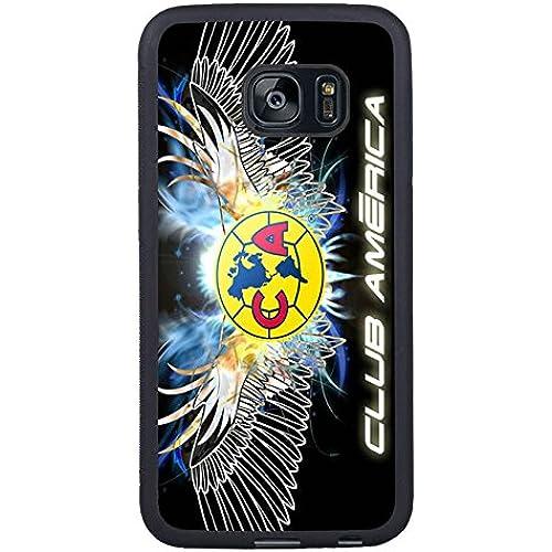 Samsung S7 Edge TPU Cases Designed with Club America 3 Black TPU Case for Samsung Galaxy S7 Edge Sales