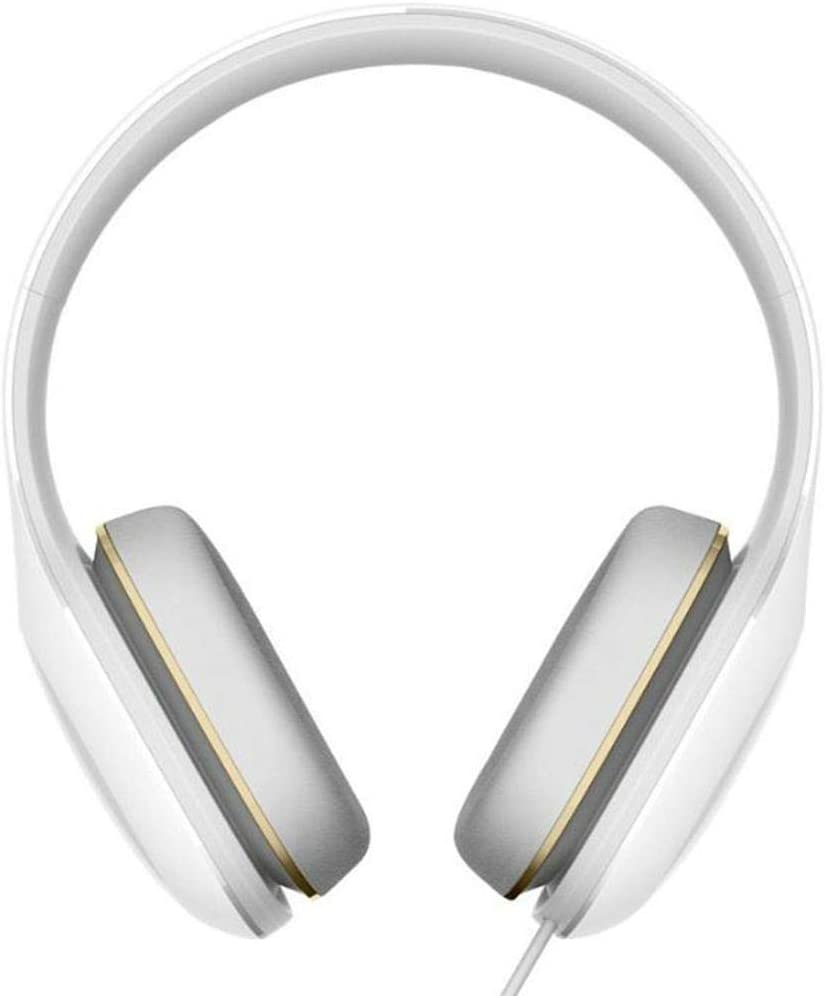 Xiaomi Mi Headphones Comfort - Auriculares Hi-Res, color Blanco