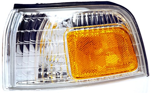 Dorman 1630612 Honda Accord Front Driver Side Parking / Turn Signal Light Assembly