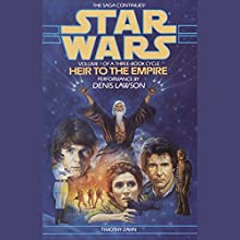 Star Wars: The Thrawn Trilogy, Book 1: Heir to the Empire Audiobook by Timothy Zahn Narrated by Denis Lawson