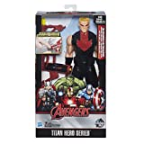 Avengers Titan Hero Series Lightning Bow Hawkeye Exclusive 12