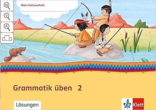 Mein Indianerheft Grammatik üben Arbeitsheft 2 Schuljahr Amazon