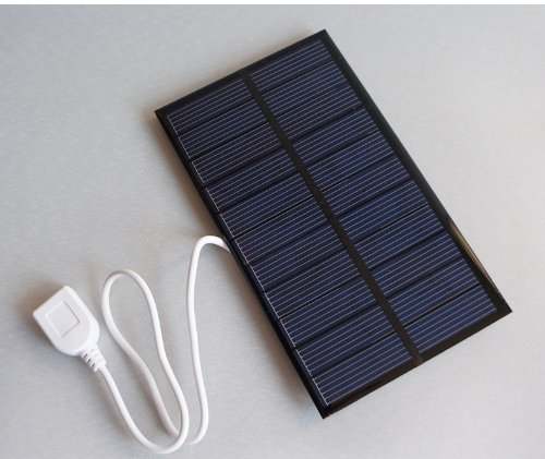 Solar Panel For Small Electronics - 6