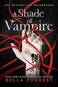 Amazon com: A Shade of Vampire (New & Lengthened 2015