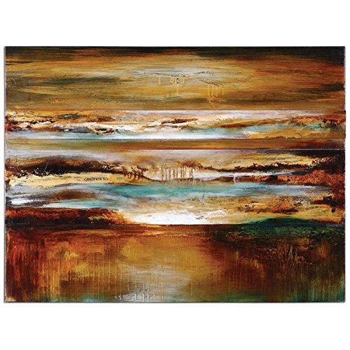 Uttermost 34209 Mystical Evening Hand Painted Art