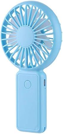 Mini ventilador de mano WOZOW, escritorio personal portátil ...