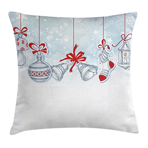 Decorative Christmas Pillow Cover