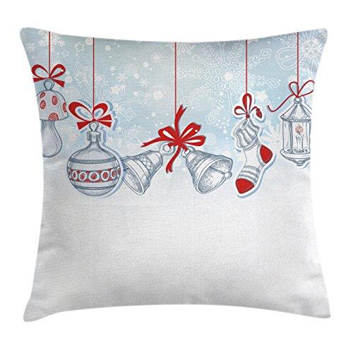 Decorative Christmas Pillow Cover