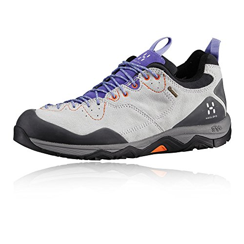 Haglofs Rocker Leather Gore-Tex WomenS Zapatilla de Trekking - SS17 Morado