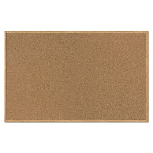 Master Vision Attractive Bulletin Board, 48 x 72'' (SF352001239) by MasterVision