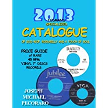 2013 Fosman's Specialized Catalogue (2013 Fosman's Specialized Price Guide Book 2)