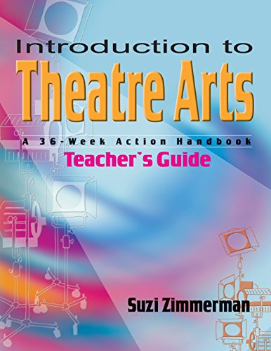 Theatre Arts: an Interdisciplinary Approach by Cuomo ...