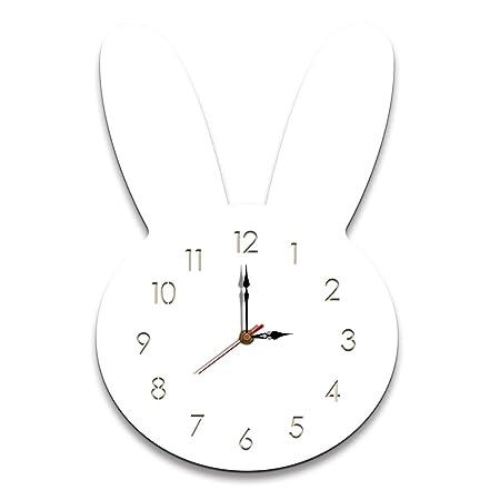 Dceer Reloj de Pared Europeo, Reloj de Arte de Dibujos ...