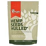 Nua Naturals Hemp Seeds Shelled (200 Grams)
