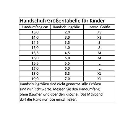 suchen neuesten Stil Vorschau von OX-ON Kinder Arbeitshandschuhe Gartenhandschuh JUNIOR Kids 1000 Feinstrick  blau 4-6 Jahre, Größe 2,5