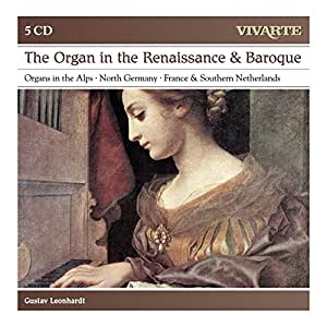 The Organ in Renaissance & Baroque