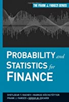 Probability and Statistics for Finance Front Cover