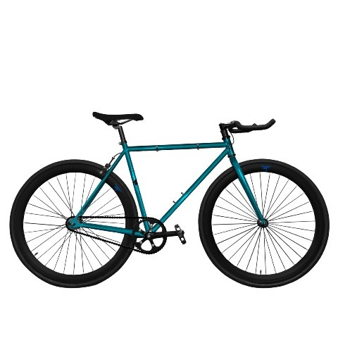 Zycle Fix ZF-CHIL-55 Chill Fixed Gear Bike, 55cm/One Size Fr