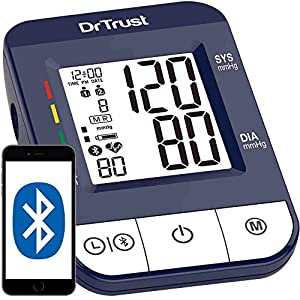 Dr Trust Bluetooth USB BP Machine India 2020