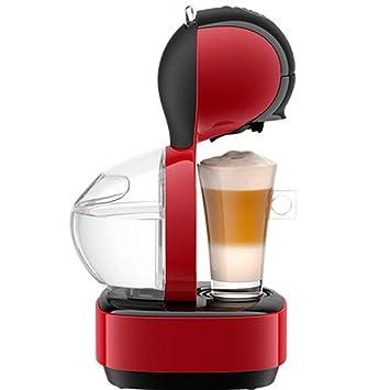 PsgWXL Máquina De Café Cápsula Coffee Bean Grinder Pequeña Máquina De Trituración Italiana Automática: Amazon.es: Hogar